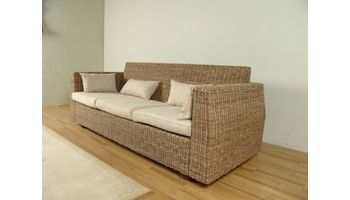 Как выбрать диван из натурального ротанга?