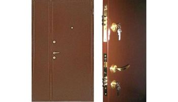 Как правильно установить металлическую входную дверь