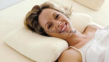 Выбор ортопедической подушки для сна при остеохондрозе шейного отдела позвоночника