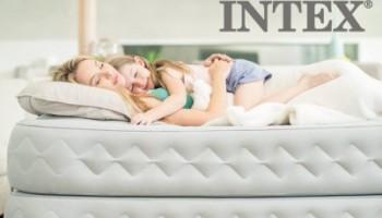 Надувные кровати Intex – комфорт и экономия от магазина INTEX-SHOP