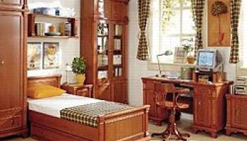 Мебель из дерева в современном интерьере