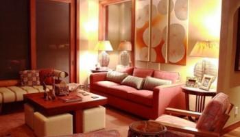 Индийский стиль в домашнем интерьере