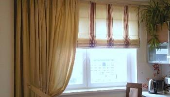 Как подобрать ткань для пошива штор