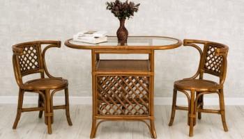 Мебель из искусственного ротанга – долговечность, универсальность, эстетичность