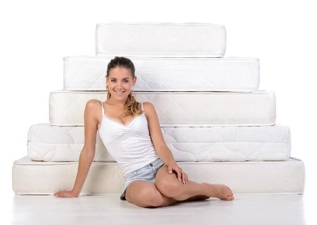Как правильно выбрать матрас на кровать в интернет магазине